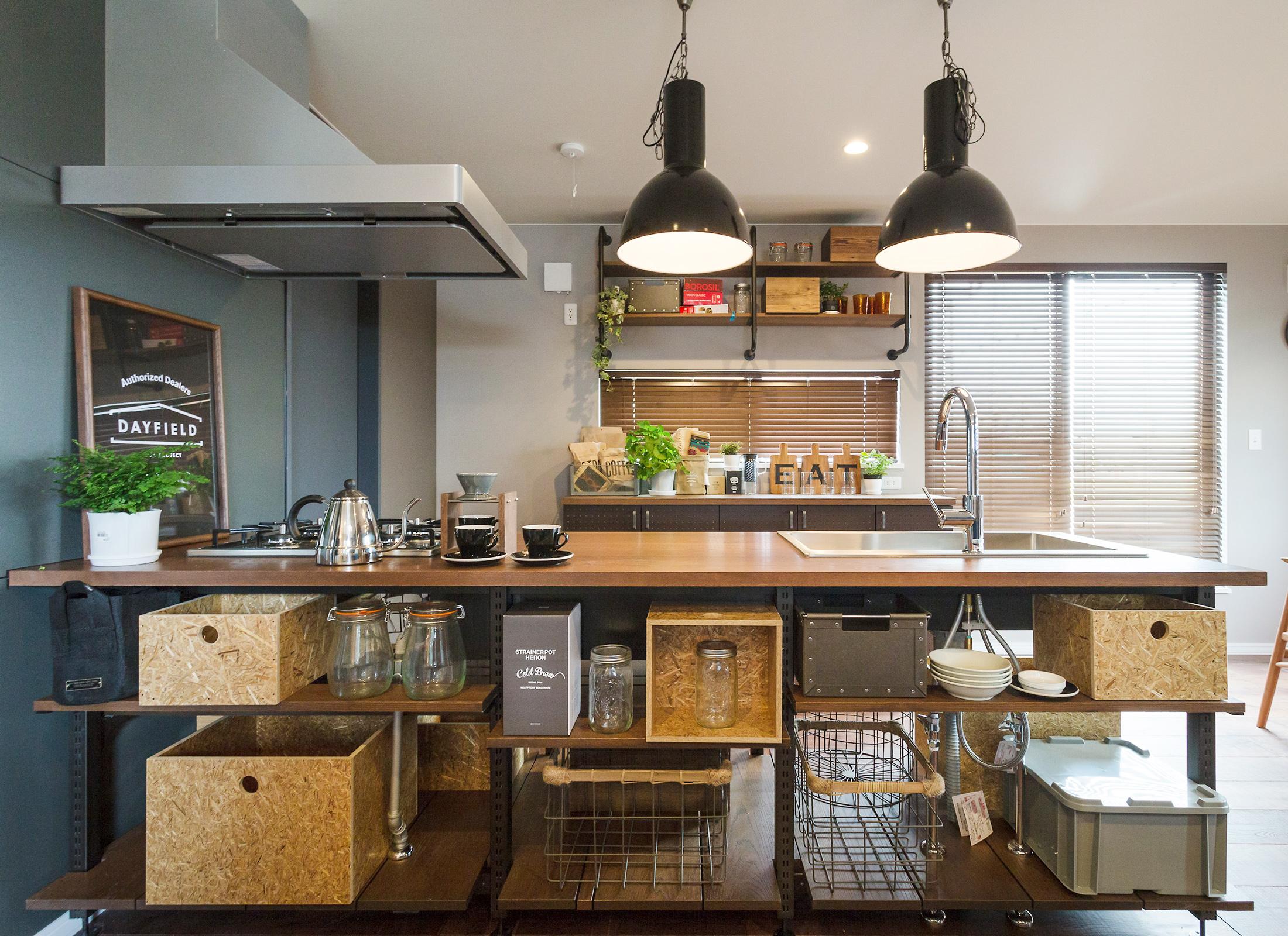 キッチンの写真3