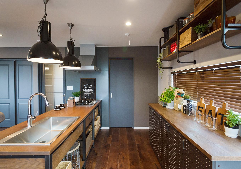 キッチンの写真1