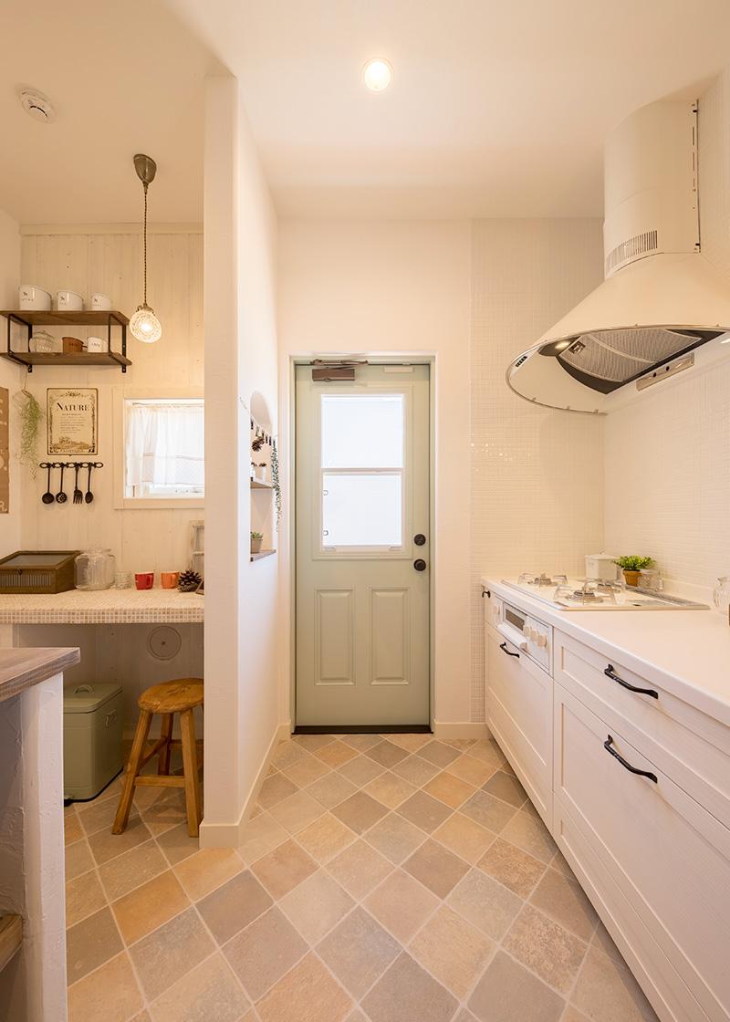 キッチンの写真2